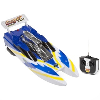 Wave Ripper Blue RTR Electric RC Boat