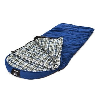 Grizzly -25 Degree Canvas Sleeping Bag with Hyperloft Insulation