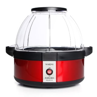 Waring Pro WPM10FR Red Popcorn Maker (Refurbished)