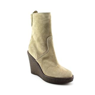 Donna Karan Collection Women's '816857' Regular Suede Boots