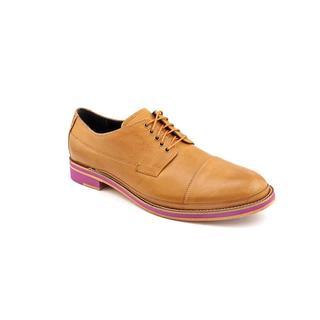 Cole Haan Men's 'South St. Cap Oxford' Leather Dress Shoes - Wide