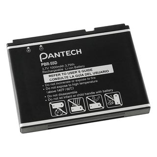 Pantech P9020 Pursuit/ P2020 Ease Standard Battery [OEM] PBR-55D (A)