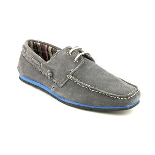 Steve Madden Men's 'Vallor' Regular Suede Casual Shoes