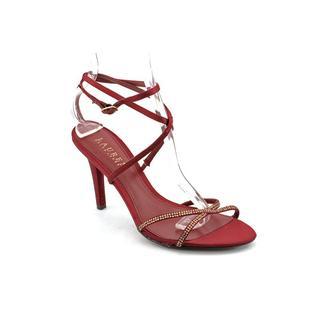 Lauren Ralph Lauren Women's 'Amina' Satin Sandals