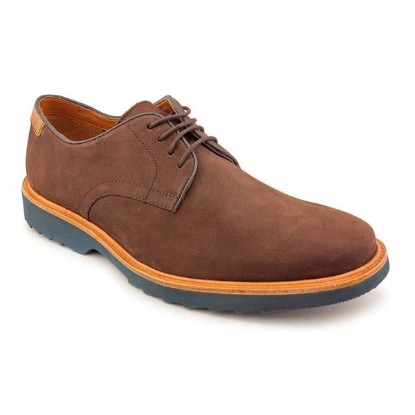 Clarks Men's 'Fulham Walk' Leather Casual Shoes