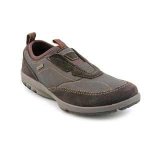 Rockport Men's 'Adventure Ready Slip On WP' Leather Casual Shoes