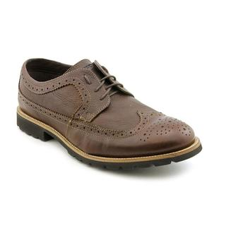 Rockport Men's 'Cradyn' Leather Dress Shoes - Wide