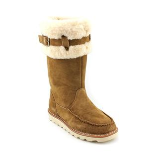 Bearpaw Women's 'Avery' Regular Suede Boots