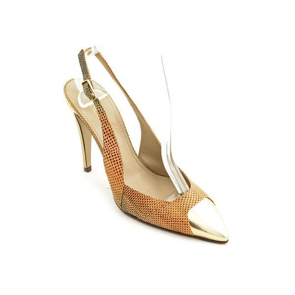 Calvin Klein Collection Women's 'Issa' Animal Print Dress Shoes