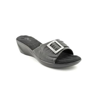 Walking Cradles Women's 'Amanda' Leather Sandals - Narrow (Size 8.5 )