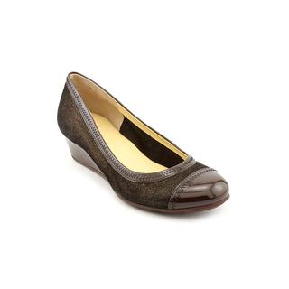 Cole Haan Women's 'Milly Wedge' Leather Dress Shoes