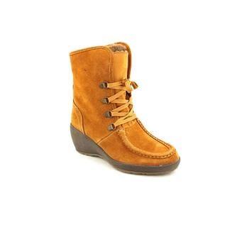 iso Women's 'Vanessa' Regular Suede Boots
