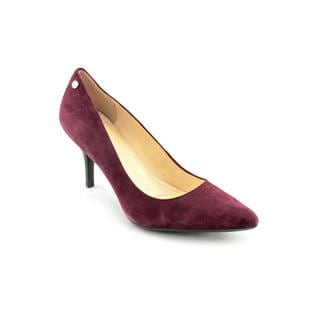 Calvin Klein Women's 'Ashley' Regular Suede Dress Shoes
