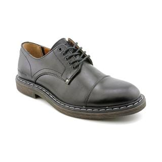 Calvin Klein Jeans Men's 'Eugene' Leather Dress Shoes