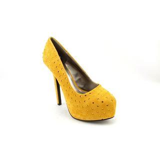 Luichiny Women's 'Vio Let' Regular Suede Dress Shoes