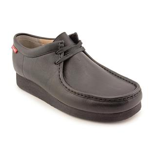 Clarks Men's 'Padmore II Lo' Leather Casual Shoes