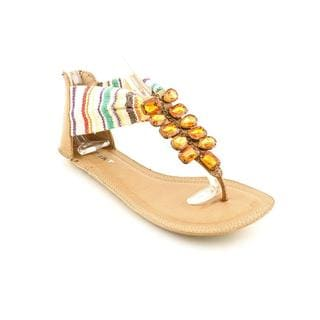 Report Women's 'Pennyy' Crochet Sandals