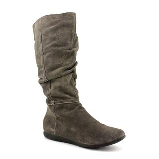 White Mountain Women's 'FreeFall' Regular Suede Boots