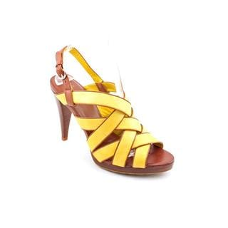 Cole Haan Women's 'Air Kennedy.Ank.Sand' Leather Sandals