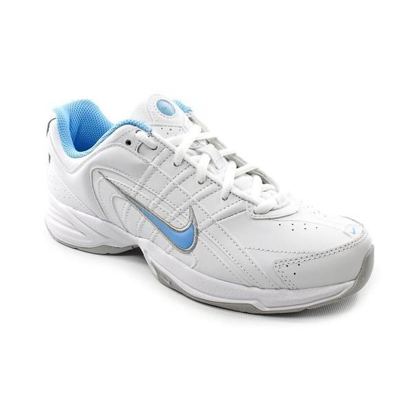 Nike Women's 'T-Lite VIII' Faux Leather Athletic Shoe
