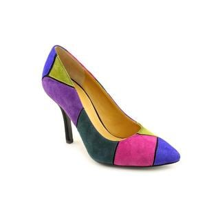 Nine West Women's 'Boogiedown' Regular Suede Dress Shoes