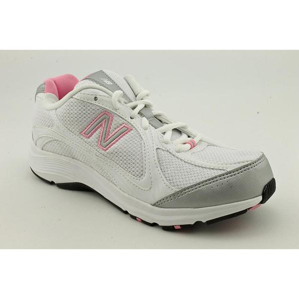 New Balance Women's 'WW496' Synthetic Athletic Shoe - Wide