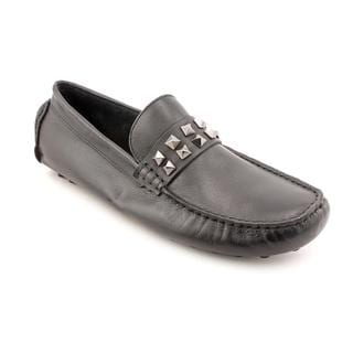 Steve Madden Men's 'Mortar' Leather Casual Shoes