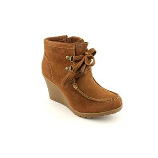 Mia Women's 'Brisk' Regular Suede Boots