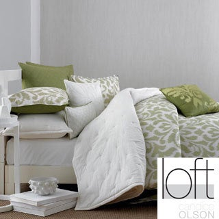 Candice Olson LOFT Whisper Comforter Set and Sham Separates