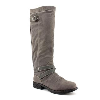 Madden Girl Women's 'Zuzu' Faux Suede Boots