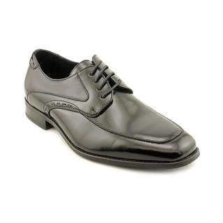 Stacy Adams Men's 'Joel' Leather Dress Shoes - Wide