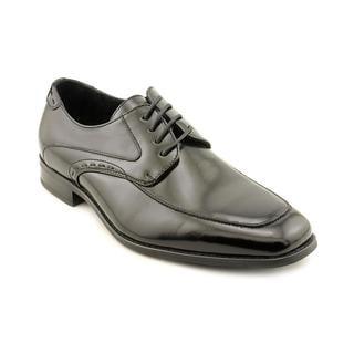 Stacy Adams Men's 'Joel' Leather Dress Shoes - Wide
