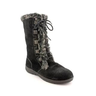 White Mountain Women's 'Toba' Regular Suede Boots