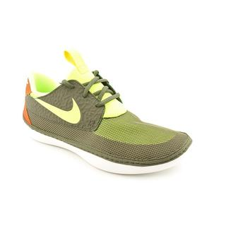 Nike Men's 'Solarsoft Moccasin' Synthetic Athletic Shoe