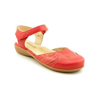 Portlandia Women's 'Siena' Leather Dress Shoes