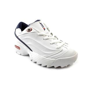 Fila Boy (Youth) 'Strutzano' Leather Athletic Shoe