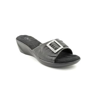 Walking Cradles Women's 'Amanda' Leather Sandals - Narrow