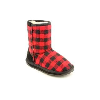 Emu Australia Boy (Youth) 'Lumberjack' Synthetic Boots