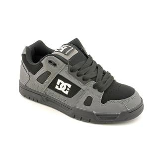 DC Men's 'Stag' Leather Athletic Shoe
