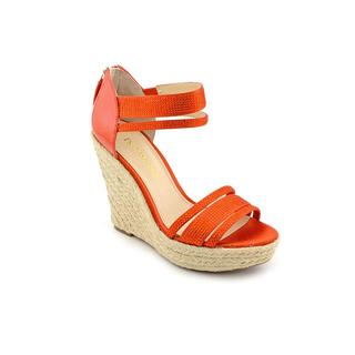 Enzo Angiolini Women's 'Itsy' Synthetic Sandals