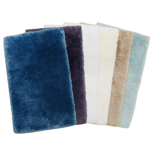 Crowning Touch Luxury Plush Bath Rug