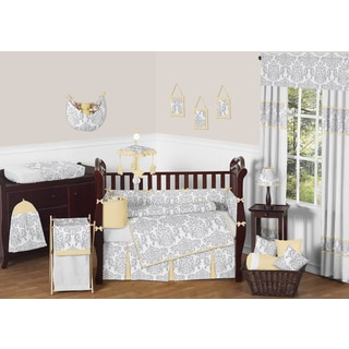 Sweet Jojo Designs Avery 9-piece Crib Bedding Set