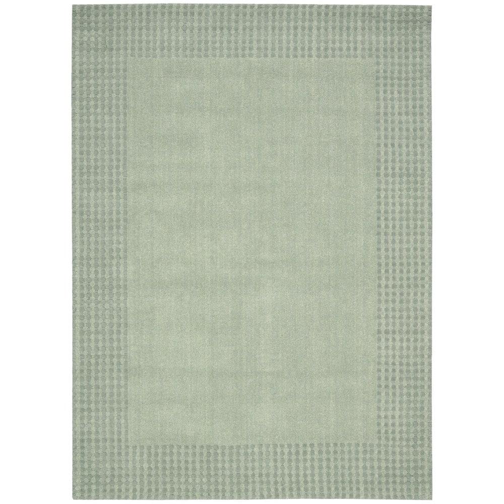 kathy ireland by Nourison Cottage Grove Mist Rug (8' x 10'6)