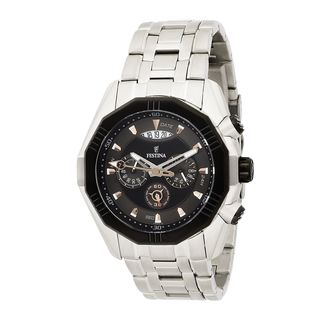 Festina Men's Le Tour de France Black Chronograph Watch