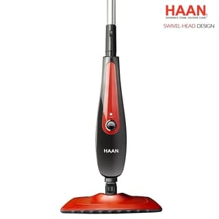 HAAN SI-40 Swivel Head Floor Steamer (Refurbished)