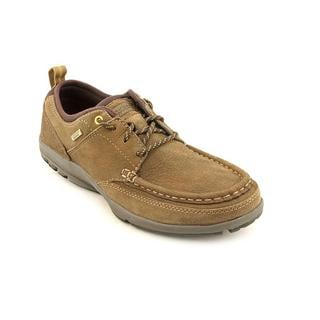 Rockport Men's 'Adventure Ready Mocfront WP' Leather Casual Shoes - Wide
