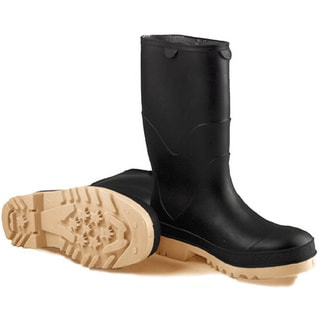 StormTracks Black/ Tan Kids Boot