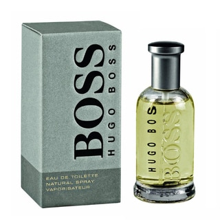 Hugo Boss 'Boss Number 6' Men's 0.16-ounce Eau de Toilette Mini Splash