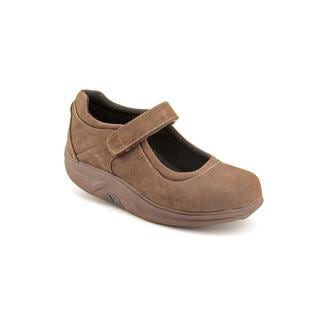 Aetrex Women's 'Bodyworks Classic ' Leather Casual Shoes - Wide
