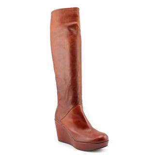 Stuart Weitzman Women's 'Stand Up' Leather Boots (Size 7.5 )